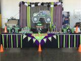 Grave Digger Birthday Decorations Monster Jam Gravedigger Birthday Party Ideas Monster Jam
