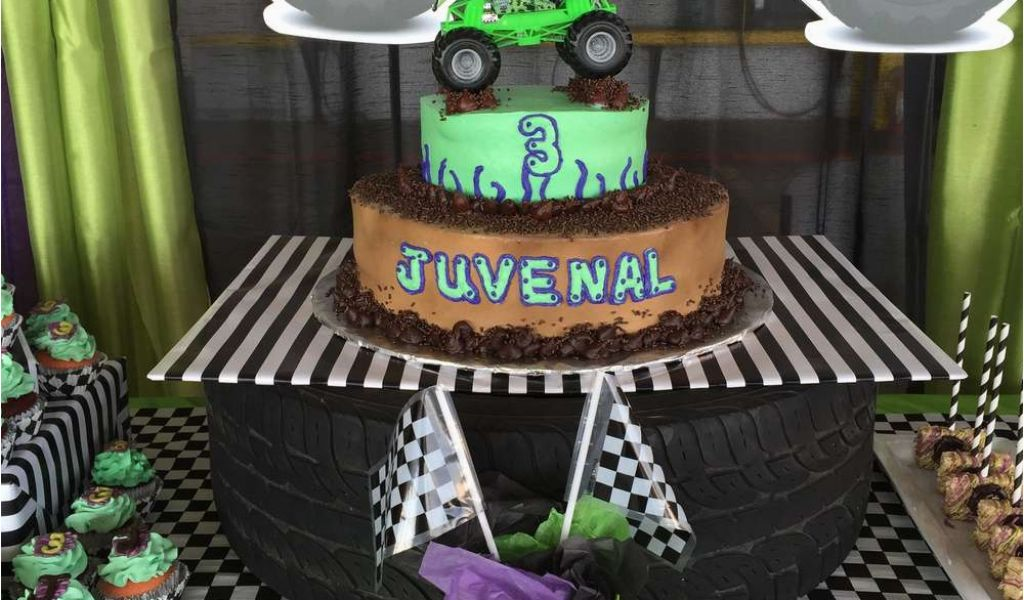 Download By SizeHandphone Tablet Desktop Original Size Back To Grave Digger Birthday Decorations