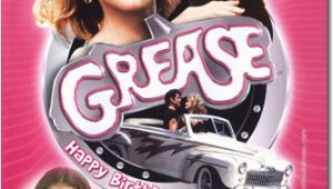 Grease Birthday Invitations Grease Birthday Invitations Candy Wrappers Thank You
