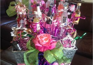 Great 21st Birthday Gifts For Her Happy Gift Basket My Daughter