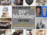 Great 50th Birthday Gift Ideas for Him Party Ideas by An Award Winning Professional Party Planner
