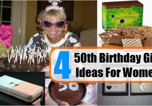 Great 50th Birthday Gifts For Her Gift Ideas Women
