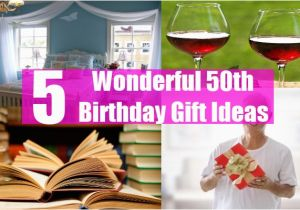Great 50th Birthday Gifts For Her Wonderful Gift Ideas