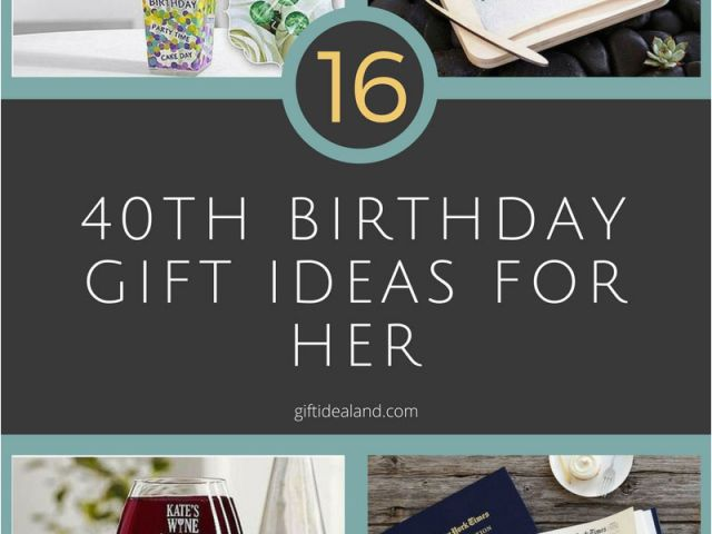 Download By SizeHandphone Tablet Desktop Original Size Back To Great Birthday Gifts For Her 40th