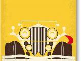 Great Gatsby Birthday Card No206 My the Great Gatsby Minimal Movie Poster Digital Art