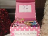 Great Gifts for 30th Birthday for Her 30th Birthday Present Cute Gift Ideas Pinterest