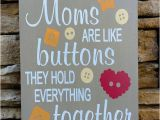 Great Gifts to Get Your Mom for Her Birthday Mother Sign Gift for Mom Mothers Day Gift Hand Painted