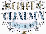 Great Grandson Birthday Cards Great Grandson Birthday Greeting Card Cards Love Kates