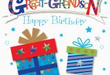 Great Grandson Birthday Cards Great Grandson Happy Birthday Greeting Card Cards Love
