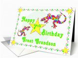 Great Grandson Birthday Cards Happy 7th Birthday Great Grandson Card 533052