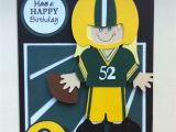 Green Bay Birthday Cards Green Bay Packer Bd Card and Cricut Everyday Paper Doll