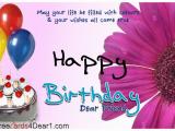 Greeting Card for Birthday Of Friend Birthday Greeting Card for A Friend Greeting Cards