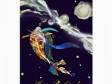 Greeting Card Universe Online Birthday Card Koi In Universe Happy Birthday Greeting Card Zazzle
