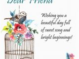 Greeting Cards for Birthday Wishes to Friend 50 Best Happy Birthday Greetings to A Friend Quotes Yard