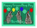 Groundhog Day Birthday Card Groundhog Day Birthday 28 Images Groundhog Birthday