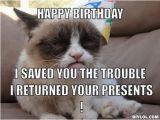 Grumpy Cat Birthday Meme Generator 17 Best Ideas About Birthday Meme Generator On Pinterest