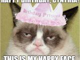 Grumpy Cat Birthday Meme Generator Best 25 Birthday Meme Generator Ideas On Pinterest