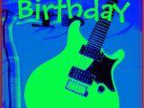 Guitar Birthday Meme Best 25 Birthday Wishes Images On Pinterest Birthdays