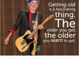 Guitar Birthday Meme Getting Old is A Fascinating Thing the Older You Get the