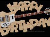 Guitar Birthday Meme Happy Birthday Bass Guitar Rickenbacker Creative