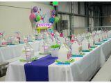 Gymnastics Birthday Party Decorations Colorful Gymnastics Party
