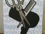 Hairdresser Birthday Card Birthday Card for the Best Hairdresser In town