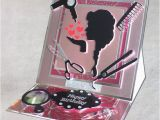 Hairdresser Birthday Card Luxury Handmade Hairdresser Birthday Card Folksy