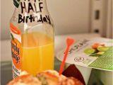 Half Birthday Decorations Fun Ways to Celebrate A Half Birthday