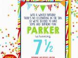 Half Birthday Invitation Items Similar to Half Birthday Party Invitation
