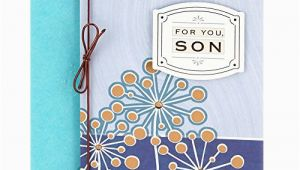 Hallmark Birthday Cards for son Hallmark Birthday Greeting Card for son Import It All