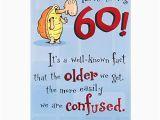 Hallmark E Birthday Cards Funny Funny 60th Birthday Cards Amazon Co Uk