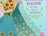 Hallmark Musical Birthday Cards Disney Frozen Best Day Ever Musical Birthday Card