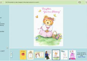 Hallmark Personalised Birthday Cards Hallmark Card Studio Deluxe 2009 Review Personalised