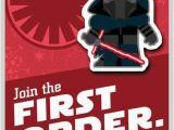 Hallmark Star Wars Birthday Cards Kylo Ren Star Wars the force Awakens Christmas Card