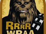 Hallmark Star Wars Birthday Cards Star Wars Chewbacca Wookiee Wishes Birthday Card