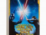 Hallmark Star Wars Birthday Cards Star Wars Young Jedi Birthday sound Card with Light