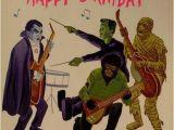 Halloween Birthday Meme Monster Mash Greeting Cards Pinterest Posts