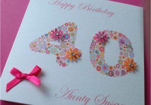 Handmade Birthday Cards For Grandfather Personalised Card Mum Grandma Daughter