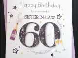 Handmade Birthday Cards for Sister In Law Luxury Handmade Milestone Birthday Card for Her