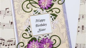 Handmade Birthday Cards for Sister In Law Sister Birthday Card Sister In Law Birthday Card