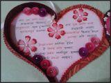 Handmade Birthday Gifts for Husband Lina 39 S Handmade Cards Romantic Birthday Card for Husband