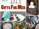 Handmade Birthday Gifts for Male Friend 15 Diy Gifts for Men Food Recipes Diy Gifts for Men