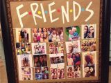 Handmade Birthday Gifts for Male Friend Friends Tv Show Picture Frame Diy Party Ideas Friend