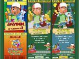 Handy Manny Birthday Invitations Handy Manny Birthday Invitation Tickets by Ekwebdesigns