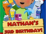 Handy Manny Birthday Invitations Handy Manny Printable Birthday Invitation Birthday Ideas