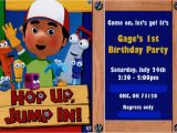 Handy Manny Birthday Invitations the Laws Of My Life A Handy Manny 1st Birthday