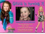 Hannah Montana Birthday Card Cu570 themed Birthday Girl Hannah Montana Birthday