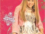Hannah Montana Birthday Card Hannah Montana Birthday Cards