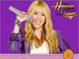 Hannah Montana Birthday Card Personalised Hannah Montana Birthday Card 2 Personalised