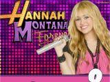 Hannah Montana Birthday Card Personalised Hannah Montana Birthday Card Personalised Cards
